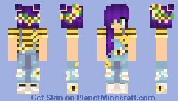 ♡ Bee Girl ♡ Minecraft Skin