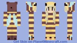 Bee Quinn Minecraft Skin