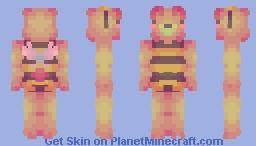 bee bear :3 Minecraft Skin