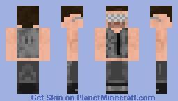 Das Beer Boot-Guy (Hans Gretel) Minecraft Skin