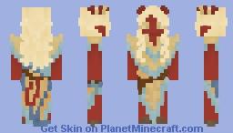 ✧ Friendly Feral Minecraft Skin