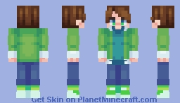 High School Jock - Commission Minecraft Skin