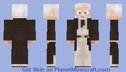 Ben Kenobi (Star Wars: EPISODE IV) (1.8) Minecraft Skin