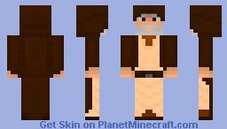 Obi-Wan (Ben) Kenobi Minecraft Skin