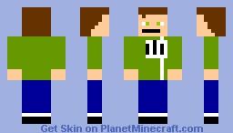 ben ten ultima alien Minecraft Skin
