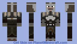 Guard Minecraft Skin