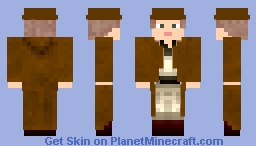 Bestsson Jedi Master Edition Minecraft Skin