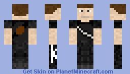 Cole MacGrath Infamous 2 original skin Minecraft Skin