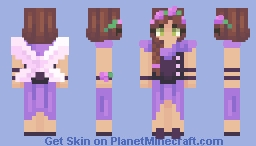Betty - Old Skin Remake Minecraft Skin