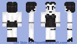 Betty Boop Minecraft Skin
