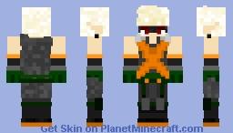 Katsuki Bakugo (Kacchan) Hero Skin Minecraft Skin