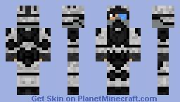 Ghost Recon-person by zunkey Minecraft Skin