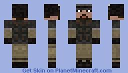 Engineer (BFBC2) Minecraft Skin