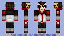 Vocaloid 2 - Big Al🎶 Minecraft Skin