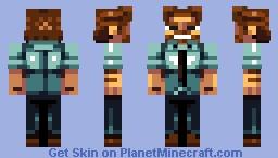 Bigby Minecraft Skin