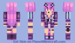 Big Nepsy Minecraft Skin
