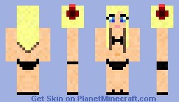 MineCraft-Planet - Bikini Girl Music