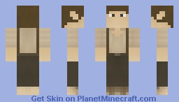 Bilbo Baggins (The Hobbit) Minecraft Skin