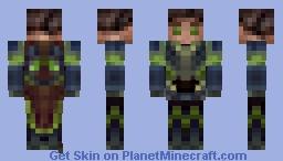 BioForge Darius | League Of Legends Minecraft Skin