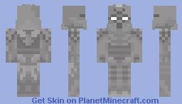 The Bionis Minecraft Skin