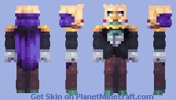 the birb in the man costume . moltenoni + chickenpants93 Minecraft Skin