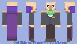 TheAlmightyBirbFanskin [Shading Collab with Moltenoni] Minecraft Skin