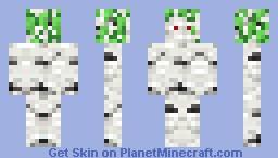 Awoken Birch Tree Spirit Minecraft Skin
