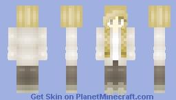 -~ Birch ~- wood series Minecraft Skin