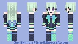 Fashion! || Birthday Bunnies 2020 Minecraft Skin