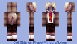 Biscuit Minecraft Skin