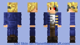 Bishop Gage Minecraft Skin