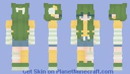Bitter Water Re-shade ✧💙✧ Minecraft Skin