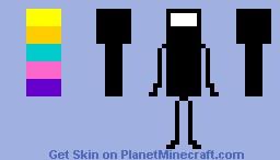 Bit.Trip Minecraft Skin