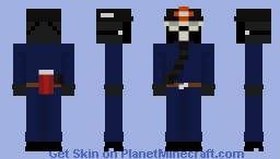 """My Bloody Valentine """"The Miner"""" Minecraft Skin"""