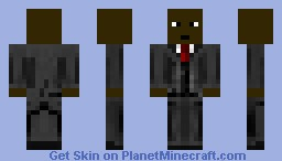 Black Guy! Minecraft Skin