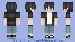 Black Jack / Request Minecraft Skin
