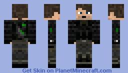 Mutant Hunter! [Contest Skin] Minecraft Skin