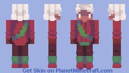 Deleted Mob: Black Steve // + speedpaint video Minecraft Skin