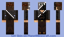 Blackthorn latest Minecraft Skin