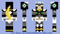 Black Zero Minecraft Skin