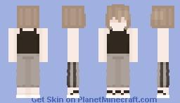 Passerby Minecraft Skin