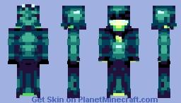 her memories [OC] Minecraft Skin
