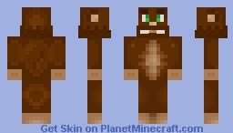monkey Minecraft Skin