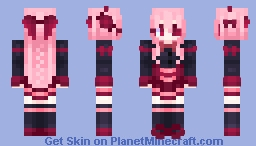 🌹 Blood And Roses 🌹 Minecraft Skin