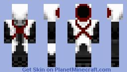Blood Assassin Minecraft Skin