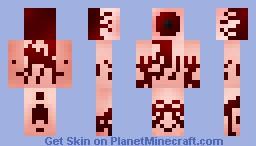 Eyeball - Bloodathon Skin Contest Minecraft Skin