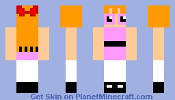 Blossom Minecraft Skin