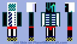 blu3arrow Minecraft Skin