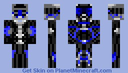 Blue Crysis (Full Body)
