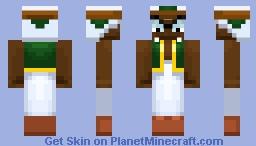 Me in Mario Texture ;-; Minecraft Skin